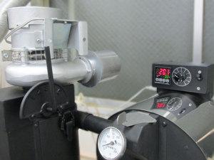 アポロ焙煎機