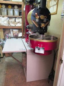 ワイルドオリジナル2kg焙煎機
